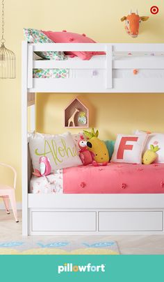 73 Best Pillowfort Images Girl Nursery Girl Room Girl