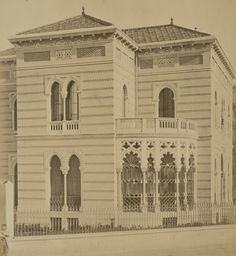 BARCELOFÍLIA: Modernisme. XALET ANTONIO ALMENDRO. Pau Claris / Consell de Cent. (1871-1966)