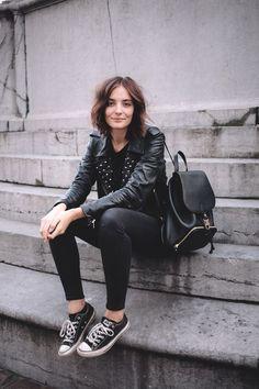 Zapatillas negras: 7 looks invernales que no puedes dejar de tener | AR13.cl