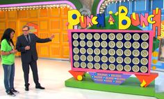 price is right punch game - Google Search