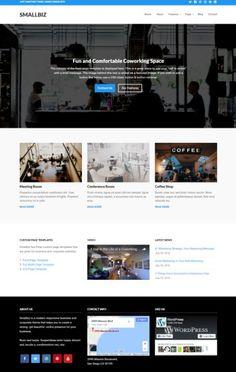 Smallbiz Theme Junkie : Business WordPress Theme http://www.awordpressthemesreview.com/smallbiz-theme-junkie/ #WordPress