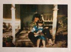 """Blade Runner - Young Rachael and her """"mother"""" photo"""