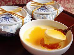 【NEWS】復活のプリン2種が大人気~紅茶専門店の特製プリン~