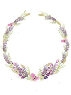 Bonitos marcos vintage florales para enmarcar frases o hacer tarjetas de felicitación [floral frames,vintage background]: