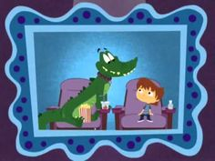 Movie Manners - Can You Teach My Alligator Manners? Social Work, Social Skills, Manners For Kids, Teaching Manners, Counseling Activities, School Videos, Social Thinking, Character Education, Disney Junior