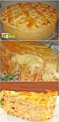 Easy Cooking, Cooking Time, Cooking Recipes, Empanadas, Lasagna, Quiche, Food To Make, Food And Drink, Yummy Food
