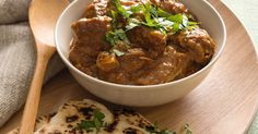 Take the family on a global tour with this hearty Indian beef curry.