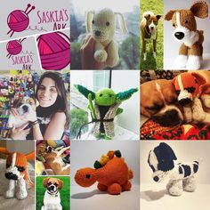 Thanks everyone for such a wonderful year and all the love!! Enjoy your favorite pictures and look forward to what the new year will bring! #saskiasark #2015bestnine #dog #knitting #knittersofinstagram #bespoke #knit #dino #yoda #starwars #logo #minime #thankyou