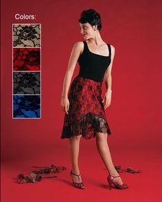 stretchy waist tango skirt - Google Search