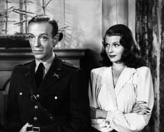 Fred Astaire and Rita Hayworth in You'll Never Get Rich (1941)