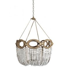 ro sham beaux fiona chandelier