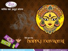 Shree Siddhi Fragrance Wishing You A Happy And Safe Navratri....!!!  Happy Navratri..!!  #Festival #Navratri #happyNavratri #ShreeSiddhi#SiddhiFragrance #Agarbatti #Incense #Fragrance #ShreeSiddhiFragrance