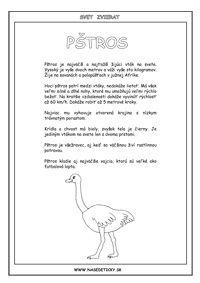 Encyklopédia zvierat - 22 zvierat - Aktivity pre deti, pracovné listy, online testy a iné Zoo, Content, Education, School, Onderwijs, Learning