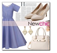 """""""NEWCHIC 1/1"""" by tamsy13 ❤ liked on Polyvore"""