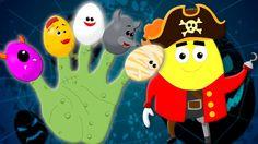 crazy eggs | halloween finger family | scary rhymes | monsters song | nursery rhymes | kids songs