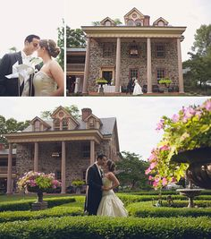 We chose the Moonstone Manor (Formerly Conewago Manor) for our wedding because of the old-world look and charm of both the manor and the surrounding grounds.