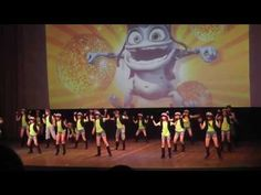 Crazy Frog dance kids - YouTube