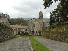Convento de San Antonio de Herbón, Pontevedra #CaminodeSantiago #CaminoPortugués