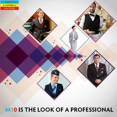 catering uniform - www.m10uniforms.com
