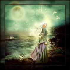 elvin princess | Elven Princess by brandrificus