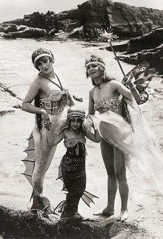 1910 mermaids