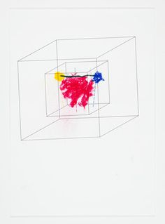 Toril Johannessen, 'Impossible Pictures (Brain image in double Necker cube I),' 2013, OSL Contemporary