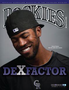 """""""DEXFACTOR:"""" Dexter Fowler, September 2012"""