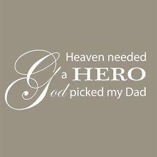 My Dad... My Hero!