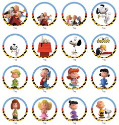 Snoopy Birthday, Snoopy Party, Friend Birthday, Boy Birthday, Charlie Brown Christmas, Charlie Brown And Snoopy, Snoopy I Love You, Snoopy Classroom, Bottle Cap Art