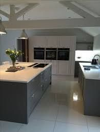 Image result for shiftkey blue kitchen island farrow and ball