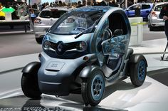 Image result for 2017 renault twizy