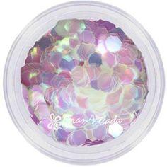 Confeti de Purpurina Iridiscente