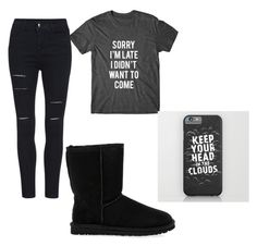 """""""Whatever outfit"""" by being-perfect-is-a-fantasy on Polyvore featuring UGG Australia"""