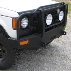Front Winch Bumper Mitsubishi Montero (82-98)