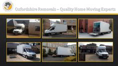 Oxfordshire Removals - Quality Home Moving Experts - Removals Company Oxford Moving House, Furniture Companies, Oxford, How To Remove, Van, Student, Business, Home, Ad Home