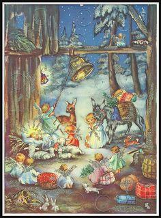 Advent Calendar by contrarymary, via Flickr