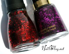 "Spoiled ""Ants In My Pants"" (1.99) & Revlon ""Facets of Fuchsia"" (3.99)"