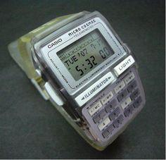 うちの腕時計たちを紹介するブログ。幸福と後悔の腕時計蒐集記をどうぞ。【お詫び】いただいたコメントにはお返事できないかもしれません。生意気でごめんなさい…。 Nerd Chic, Retro Watches, Casio G Shock, Casio Watch, Digital Watch, Hobbies, Cool Stuff, Retro Clock, Clocks