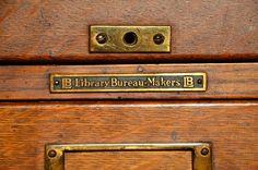 Bildergebnis für library bureau dewey