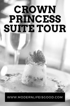Crown Princess Suite Tour E721 Ocho Ríos Suite