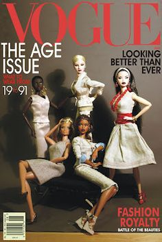 Vogue | The Age Issue