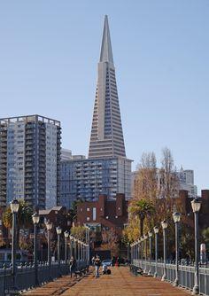 Transamerica Pyramid, Bay Area, San Francisco Skyline, California, Travel, Viajes, Destinations, Traveling, Trips