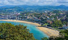 San Sebastian, Spanias gourmethovedstad og Cantabrias perle