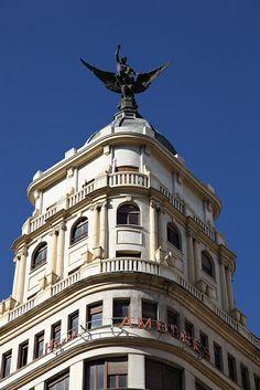 Arquitectura de España [Fénix Español], Madrid | Flickr - Photo Sharing!