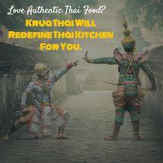 When The Muse Strikes!: Love Authentic Thai Food? Krua Thai Will Redefine ...