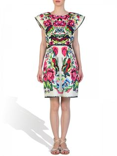 Etno Dress - LANA