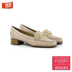 Discreto, lindo e muito confortável #koquini #sapatilhas #euquero #mocassim by #wirth Compre Online: http://koqu.in/21p8HUl