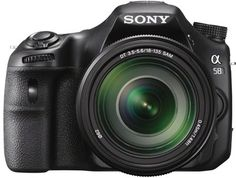 Buy Sony Alpha SLT-A58M DSLR Camera(Black, Body with 18 - 135 mm Lens) Online at Best Offer Prices @ Rs. 40,264/- In India. Only Genuine Products. 30 Day Replacement Guarantee. Free Delivery. Cash On Delivery!