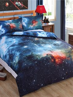 Power Source Moon And Ocean Duvet Cover Set Bed Spread 3d Print Bedlinen Soft Blue Bedding Set Twin Full Queen Size Comfortet Bedding Sets Big Clearance Sale