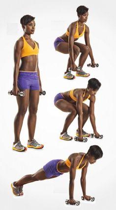 dumbbell-squat-thrust